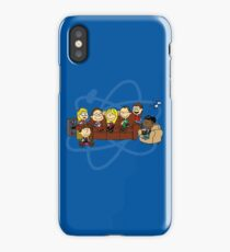 Theory Nuts iPhone Case