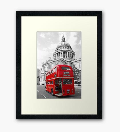 Timeless London Framed Print