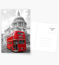 Timeless London Postcards