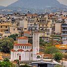 Round Church in Heraklion by Tom Gomez