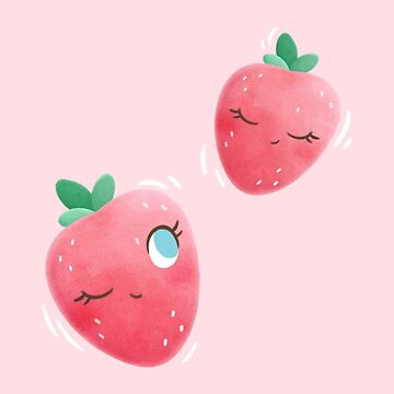 Strawberry by doodlecarrot