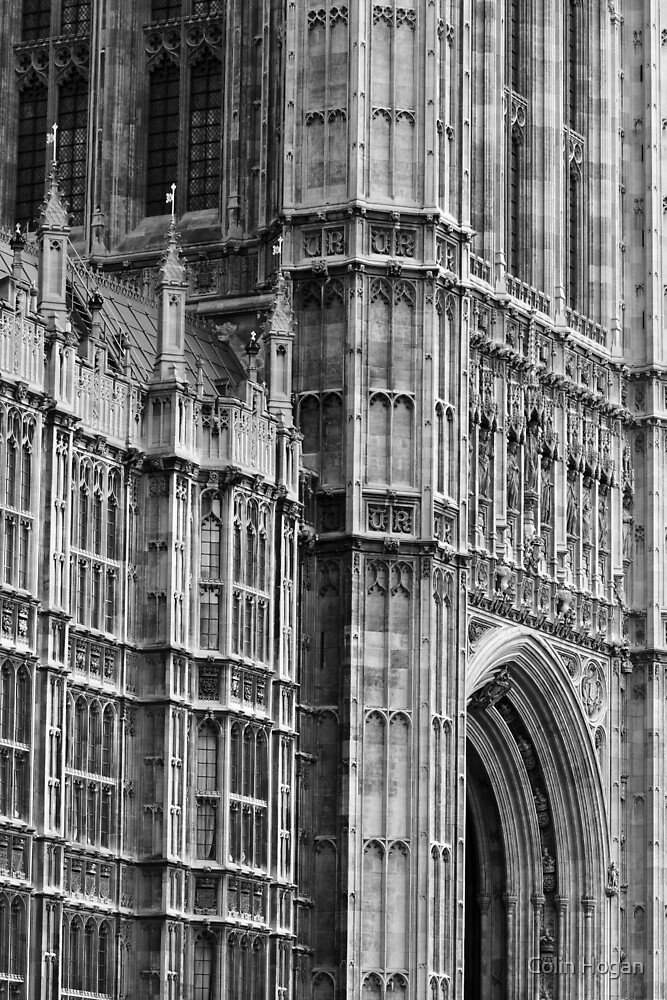 Houses Of Parliament by Colin Hogan