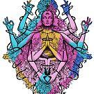 Divine Fractals by XCPTU
