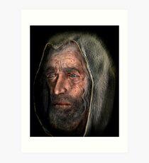 The Disciple   Art Print