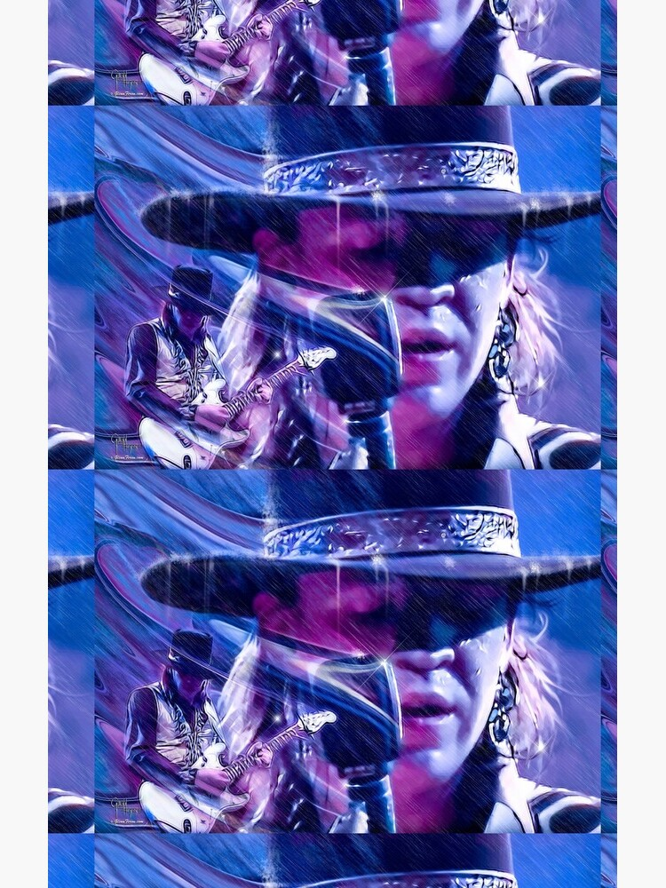 Stevie Ray Vaughan - Couldn't Stand the Weather by GlennC53