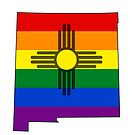 New Mexico Pride! by Sun Dog Montana