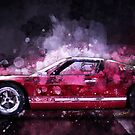 «Ford GT 40 Night Moves» de ChasSinklier