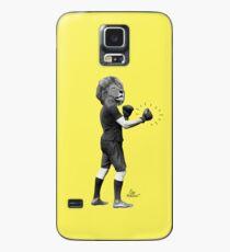 Le roi de la jungle - Lion boxer Coque et skin Samsung Galaxy