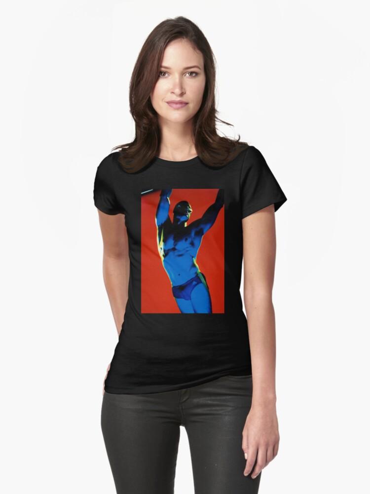 Marvel Men 05 Womens T-Shirt Front