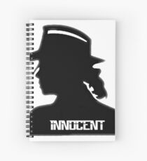 MJ Innocent Spiral Notebook