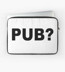 Pub? Laptoptasche