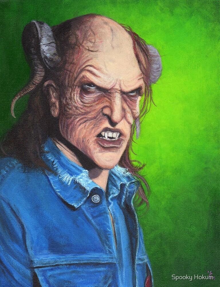 Randall Flagg  by Spooky Hokum