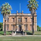 Martindale Hall, Clare Valley, South Australia by Adrian Paul