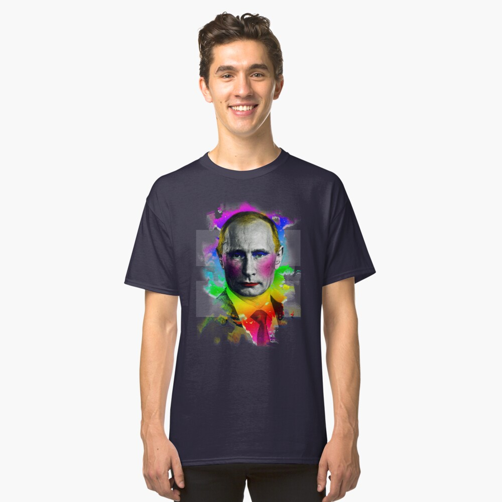 Love Wins Classic T-Shirt Front