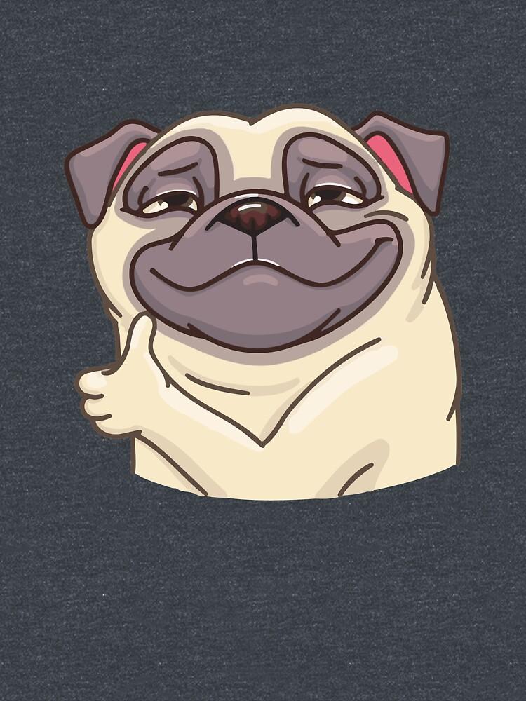★ Puppy    Pug by cadcamcaefea