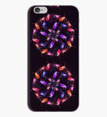 Spider Moth Flower 2 iPhone Case