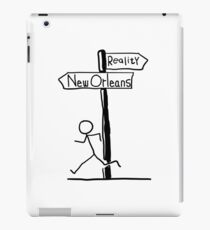 New Orleans Reality iPad Case/Skin
