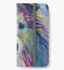 Sheltie Dog iPhone Wallet/Case/Skin
