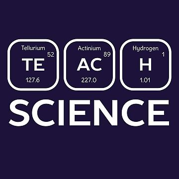 Teach Science Periodic Table of Elements  by happinessinatee