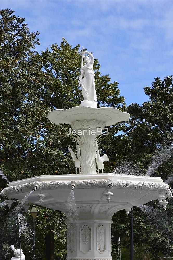 Savannah Water Fountain 1  by Jeanie93