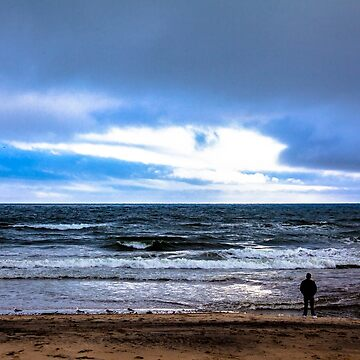 edge of the blue sea by designfly