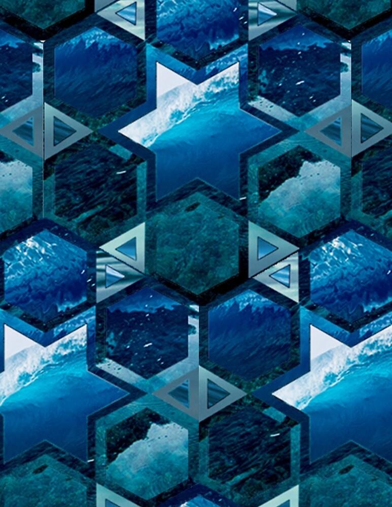 Psychedelic Ocean by lotusleaf