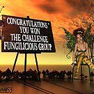 Banner: Fungilicious Group. by alaskaman53