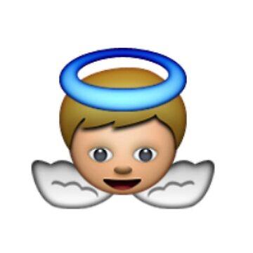 Angel Guy by sugaredasshole