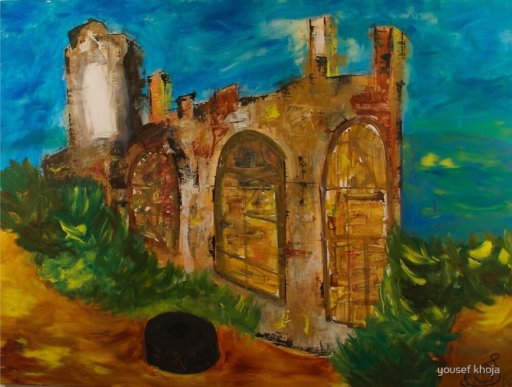 Neglected arche by hijazyart