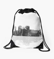 Birmingham Alabama Skyline Drawstring Bag