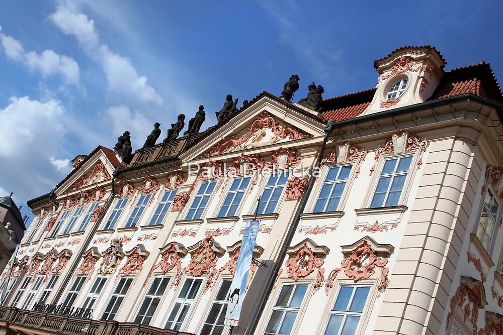 Prague by Paula Bielnicka