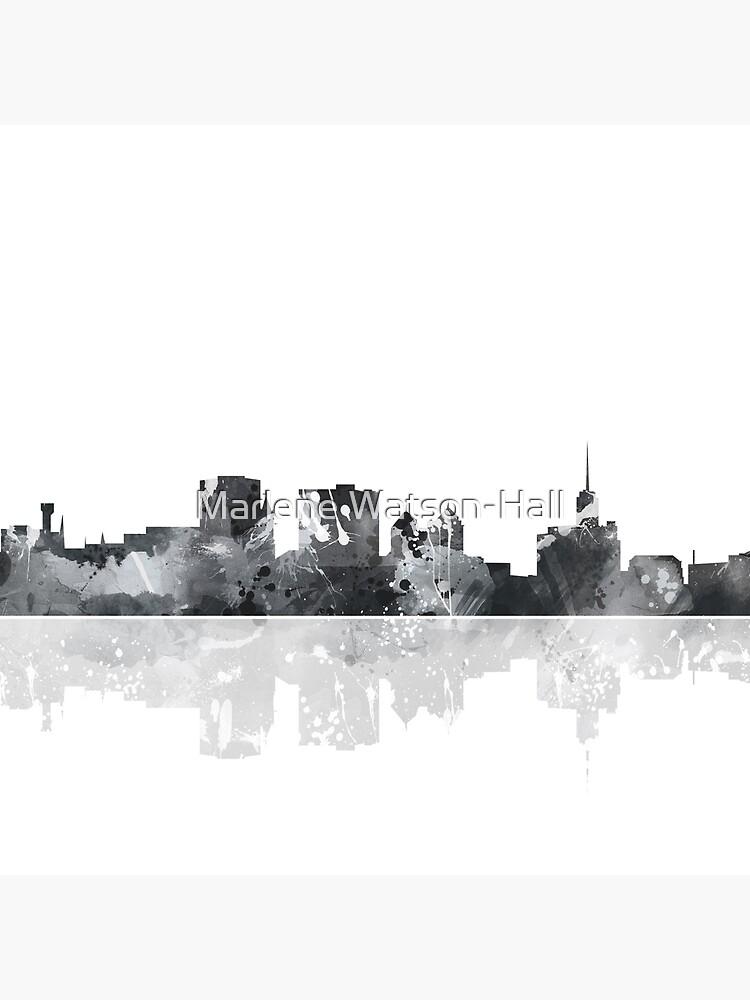Buffalo New York Skyline von marlenewatson
