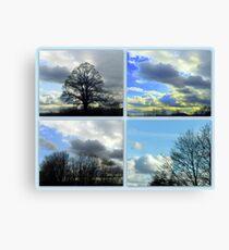 Caledonian Sunset Collection Leinwanddruck