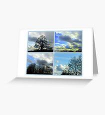 Caledonian Sunset Collection Grußkarte