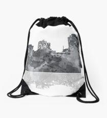 Cincinnati Ohio Skyline Drawstring Bag