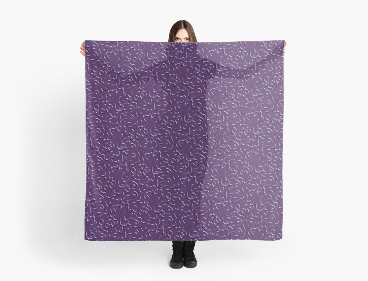 Purple Amoeba by coribeth