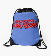 The Amazing Gambino Drawstring Bag