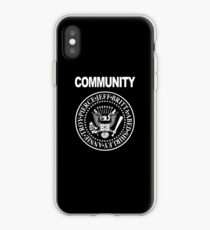 Community - Great Seal of the Study Group iPhone Case