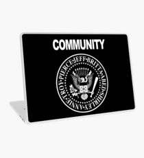 Community - Great Seal of the Study Group Laptop Skin