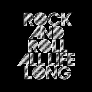 Rock and roll all life long by hypnotzd