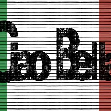 Ciao Bella! by CecelyBloom