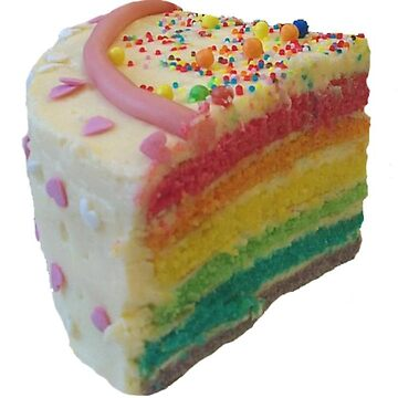 CAKE by sugaredasshole