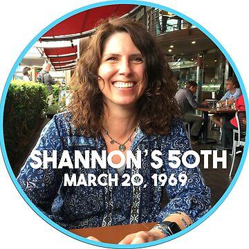 ¡El 50 cumpleaños de Shannon! de Claireandrewss
