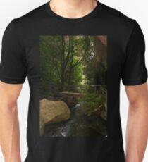 Leura Cascade Crossing Bridge T-Shirt