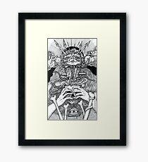 Dead Shall Rise Framed Print