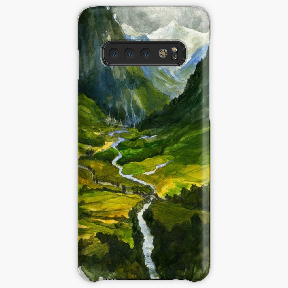 The Hidden Valley Cases & Skins for Samsung Galaxy