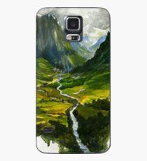 The Hidden Valley Case/Skin for Samsung Galaxy