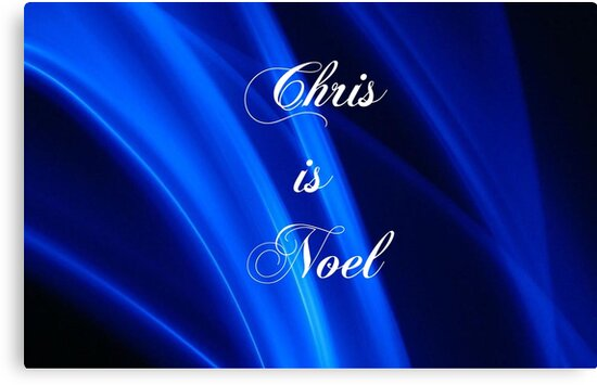 Chris is Noel 01 by LadiesInDark