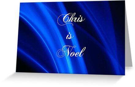 Chris is Noel 01 by LadiesInDark