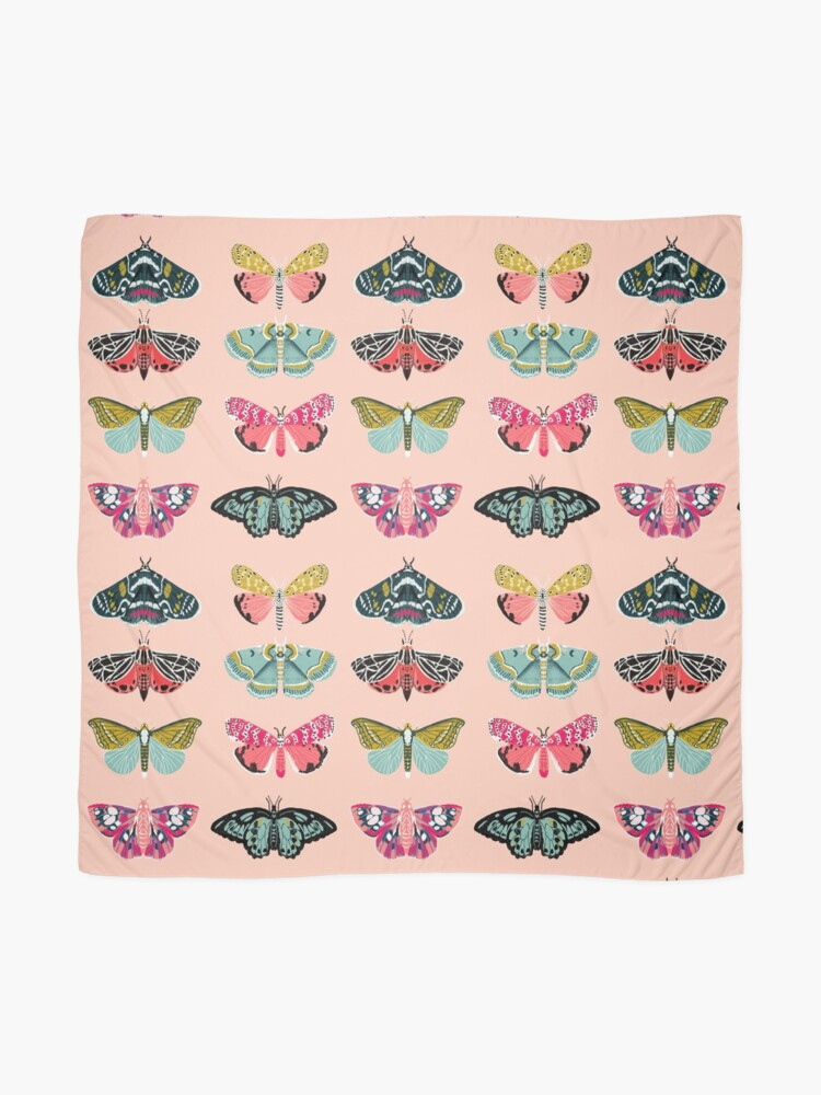 Alternate view of Lepidoptery No. 1 by Andrea Lauren  Scarf